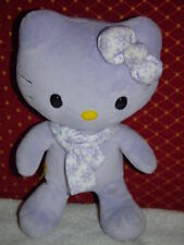 "Hello Kitty Plush Toy Build A Bear Small Frys 8"" Tall Light Purple"