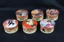 Ardleigh Elliott Elvis Presley Hit Parade Music Box Collection (6) Nate Giorgio