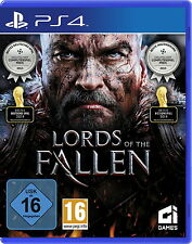 Lords Of The Fallen (Sony PlayStation 4, 2016) NEU OVP