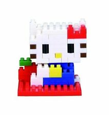 NANO BLOCKS HELLO KITTY MINI BRICKS PUZZLE NANOBLOCK GREAT GIFT NBCC001