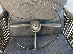 1956 Cadillac Steering Wheel Horn Ring