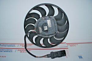 2004 - 2010 Audi A8 Radiator Fan Assembly OEM