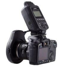 YongNuo YN-14EX YN14EX TTL Macro Ring Flash with Adapter Ring for Canon EOS DLSR