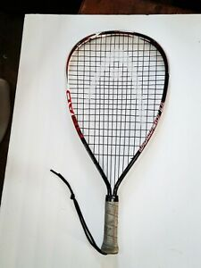 Head TI DEMON Racquetball Titanium Racquet 3 5/8 Grip