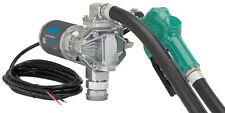 Gpi 162000 03 G20 012ad 12v 20 Gpm Auto Shutoff Nozzle Fuel Transfer Pump