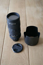 Nikon 80-200mm F/2.8D IF ED AF-S Lens with M/43 adapter for GH5 Blackmagic F2.8