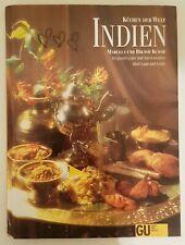 INDIEN Küchen der Welt INDISCHE Originalrezepte Infos über Land und Leute BUCH