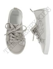 NWT Gymboree COZY FAIRYTALE Silver Glitter Wing Sneakers  VHTF**SOLD OUT**10
