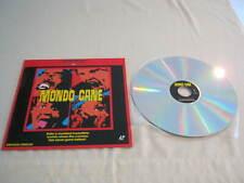 Laser Disc, Ld, Mondo Cane, Gualtiero Jacopetti