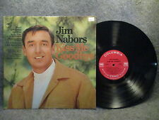 33 RPM LP Record Jim Nabors Kiss Me Goodbye Columbia Records Stereo CS 9620
