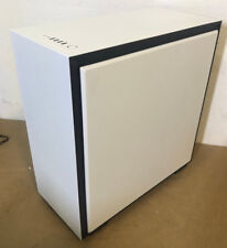 NZXT H700i MID TOWER COMPUTER CASE - MATTE WHITE / BLACK