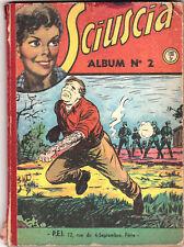 SCIUSCIA Album relié n°2 - n°14 à 26 - SAGE 1949