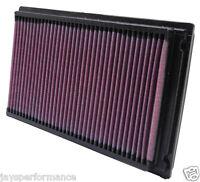 K&N HIGH FLOW AIR FILTER FOR 350Z 3.5i V6 (03-05/07)