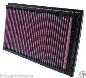 K&N HIGH FLOW AIR FILTER FOR 350Z 3.5i V6 (03-05/07)