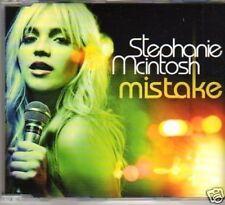 (239W) Stephanie Mcintosh, Mistake - 2007 new CD