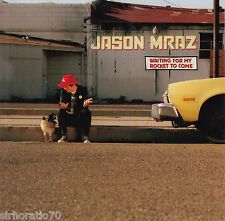 JASON MRAZ Waiting For My Rocket To Come CD
