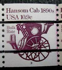 Buffalo Stamps:  Scott #1904a, Rare PNC of 7, Plate #3, MNH/OG & XF, CV = $345