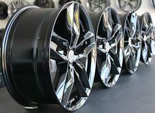 4 x 19 Zoll Alufelgen VW Beetle EOS Golf Passat T-ROC Tiguan Touran Schwarz RS3