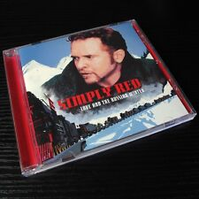Simply Red - Love And The Russian Winter JAPAN CD+Bonus Track AMCE-7081 #131-1