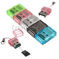 Mini USB 2.0/3.0/1.1 Memoria Tarjeta Lector/Memory Card Reader p TF MMC Micro