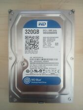 "Hdd Disque Dur Pc Bureau 3.5"" 320Go Western Digital Blue WD3200AAKX SATA III"