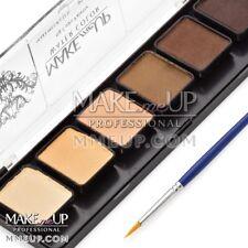 3D Skin Tone FACE BODY Painting Makeup paint palette water color art skintone