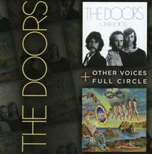 Other Voices/Full Circle von The Doors (2015), Neu OVP, 2 CD Set