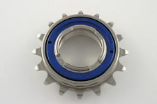 "White Industries ENO Single Speed Freewheel 16T x 3/32"" Silver Urban Commuter FW"
