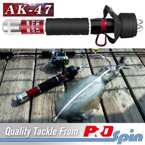 AK-47 Telescopic Squid Gaff Hook - Choose 3.0m or 4.0m
