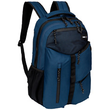 SwissTech BACKPACK w/LAPTOP SLEEVE Blue APPENZELL ~ New with Tags