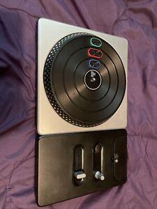 DJ Hero Turntable Microsoft Xbox 360 2010