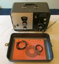 Motorola S 1318a Fm Signal Generator With Manual And Extras