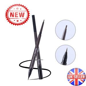 NEW Eyebrow Tattoo Pen Microblading  Pencil 2 in 1 Fine Waterproof Long Lasting