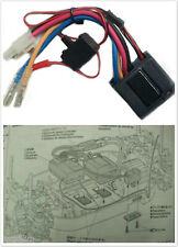 TEU-101BK Electronic Speed Control Repair Parts for 1/14 Tamiya RC Tractor Truck