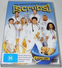 SCRUBS : Season 7--- (DVD, 2008, 2-Disc Set)