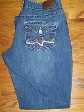 MAURICES  CURVY WOMEN JEANS SIZE 5/6 SHORT #2