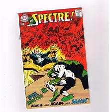 THE SPECTRE (V1) #2 Grade 8.0 Silver Age find w/ amazing Neal Adams cover art!