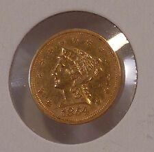 1854 $2.50 Liberty Head Gold