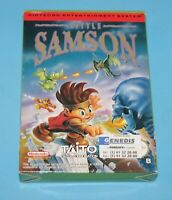 NINTENDO NES - LIttle Samson -  PAL - Complete CIB - Very Rare VGC