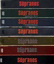 The Sopranos the Complete Series Season Seasons 1 2 3 4 5 6 box set sets DVD