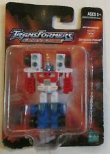 Transformers Universe Spy Changer Optimus Prime 3in. Action Figure 2006 Autobot