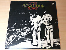 EX/EX !! The Osmonds/Live/1972 MGM LP