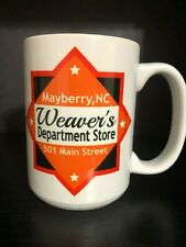 The Andy Griffith Show Inspired Weavers Department Store 15 oz Ceramic Mug
