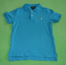 Ralph Lauren polo t-shirt top with yellow logo for boy age 4 years 4T