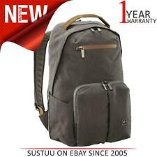 """Wenger 602807 CityGo 16"""" Laptop Backpack with Tablet & Accessories Pocket - Grey"""