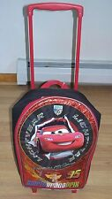 ☆Disney Cars☆Lightning McQueen Trolly Roller Backpack☆Piston Cup☆