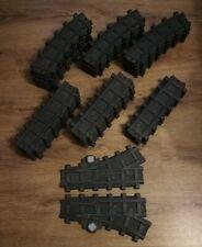 PLAYMOBIL Eisenbahn Schienen grade + gebogen + Weichen (31 Teile) ***ANGEBOT***
