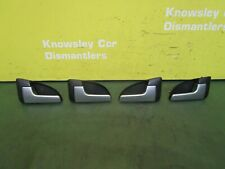 KIA CEE'D MK1 (06-12) SET OF INTERIOR DOOR HANDLES 89820 - 1H500