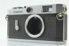 """""""Near Mint"""" Canon P 35mm Rangefinder Film Camera Body from Japan #102"""