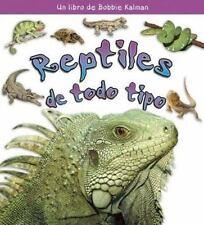 Que Son Los Reptiles? (Ciencia de los Seres Vivos) (Spanish Edition)-ExLibrary